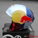 Kask Red Bull2 1 airbrushing Daniel Baum