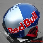 Kask Red Bull2 3 airbrushing Daniel Baum