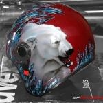 Kawasaki VN airbrushing Daniel Baum (5)